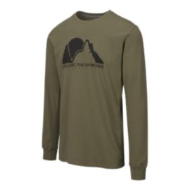 The North Face Men's Unknown Explorer Long Sleeve Shirt