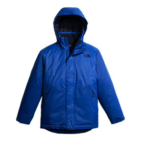 The North Face Boys' Near & Far Insulated Winter Jacket