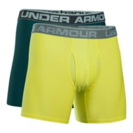 "Under Armour Original 6"" Boxerjock 2 - Pack"