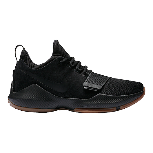 e31863207b18 Nike Men s PG 1 Basketball Shoes - Black Gum
