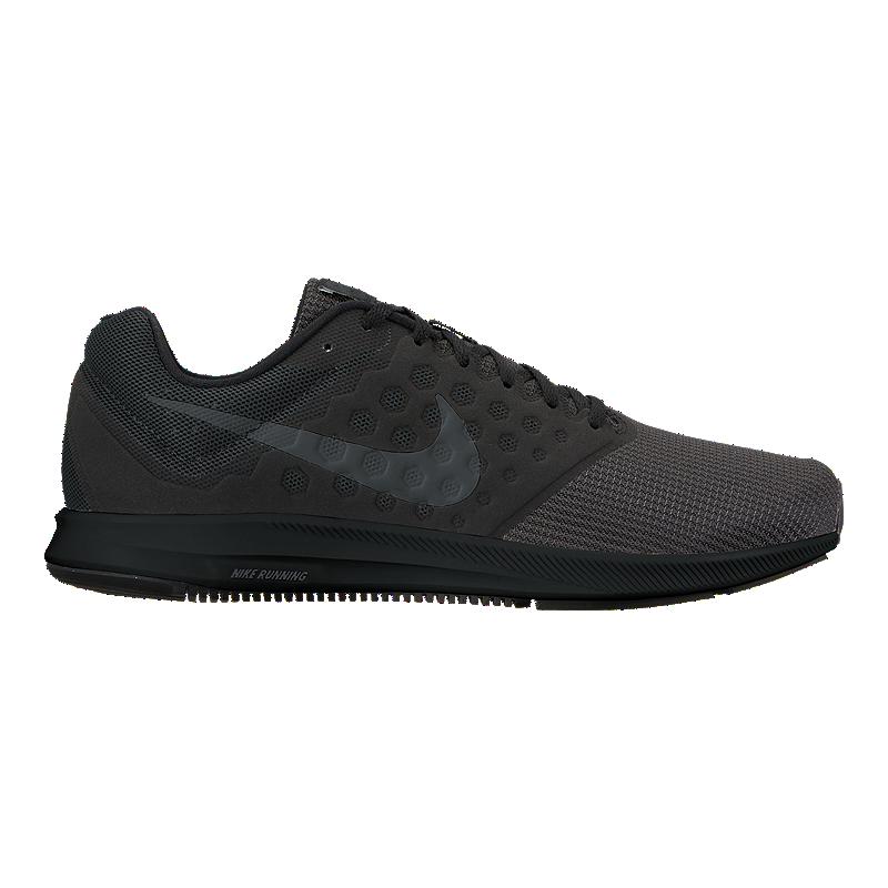 e1d4416420f3 Nike Men s Downshift 7 Running Shoes - Black