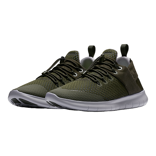 4f42ff669e91 Nike Women s Free RN Commuter 2017 Running Shoes - Olive Green. (1). View  Description