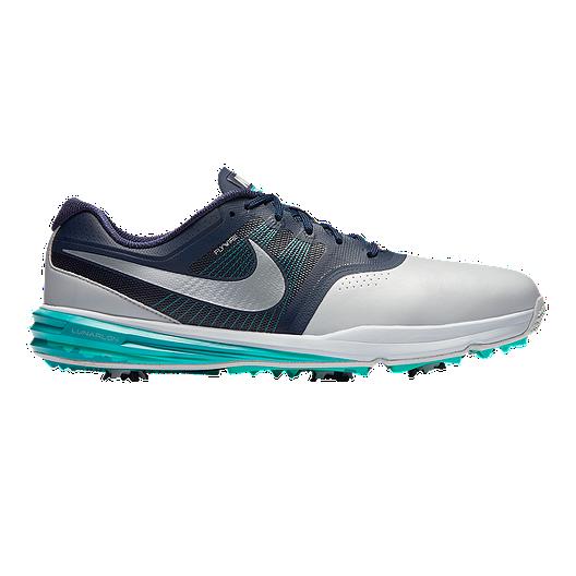 finest selection 4ef7d 53e55 Nike Men's Lunar Command Golf Shoes - Blue/Grey | Sport Chek