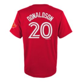 Toronto Blue Jays Kids' Josh Donaldson 4th Player T Shirt