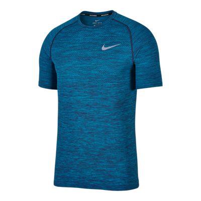 Nike Men's Dri-FIT Short Sleeve Running Shirt