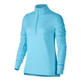 Nike Women's Therma Sphere Element Long Sleeve Running Shirt