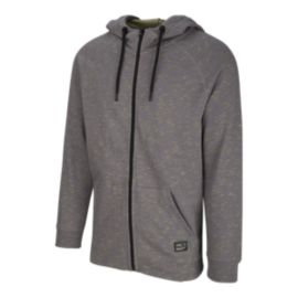 O'Neill Men's Mercury Full Zip Hoodie - Charcoal