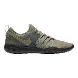 Nike Women's Free TR 7 Shield Training Shoes - Dark Stucco