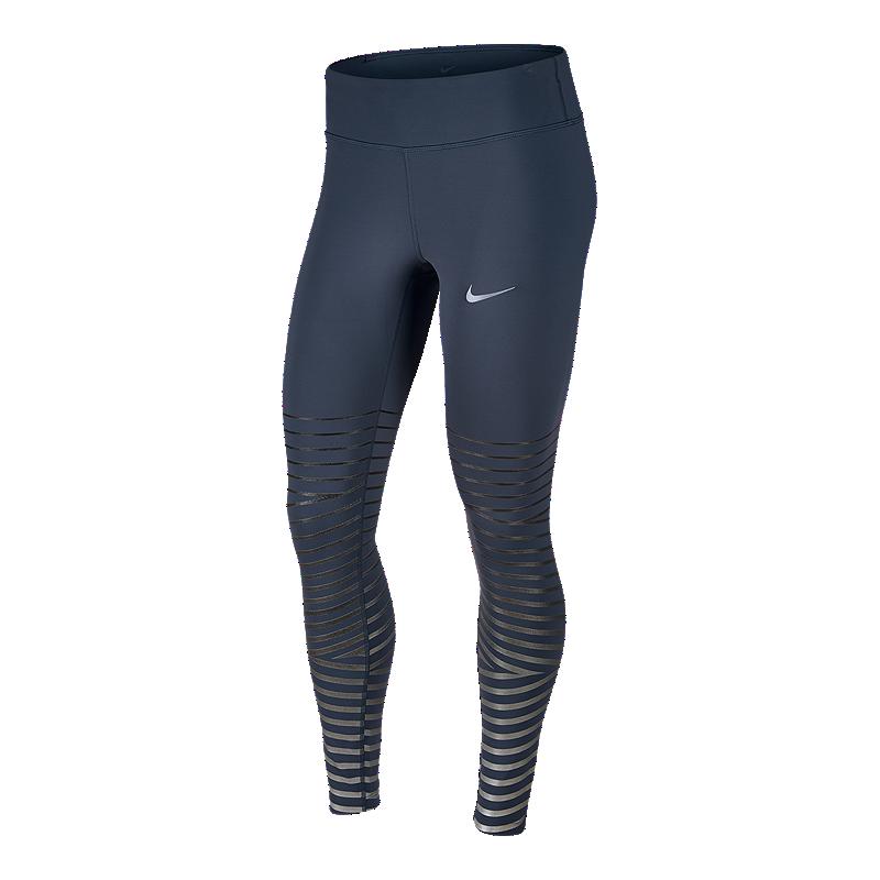 b3694f18710623 Nike Women's Power Epic Lux Flash Running Tights | Sport Chek