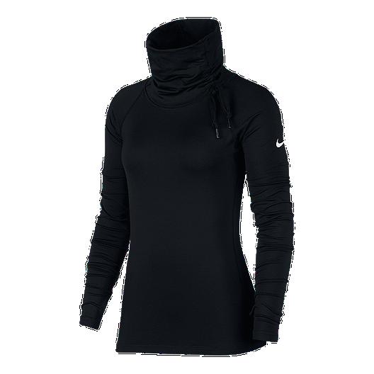 3aeeecaed Nike Women's Pro Warm Infinity Long Sleeve Shirt   Sport Chek