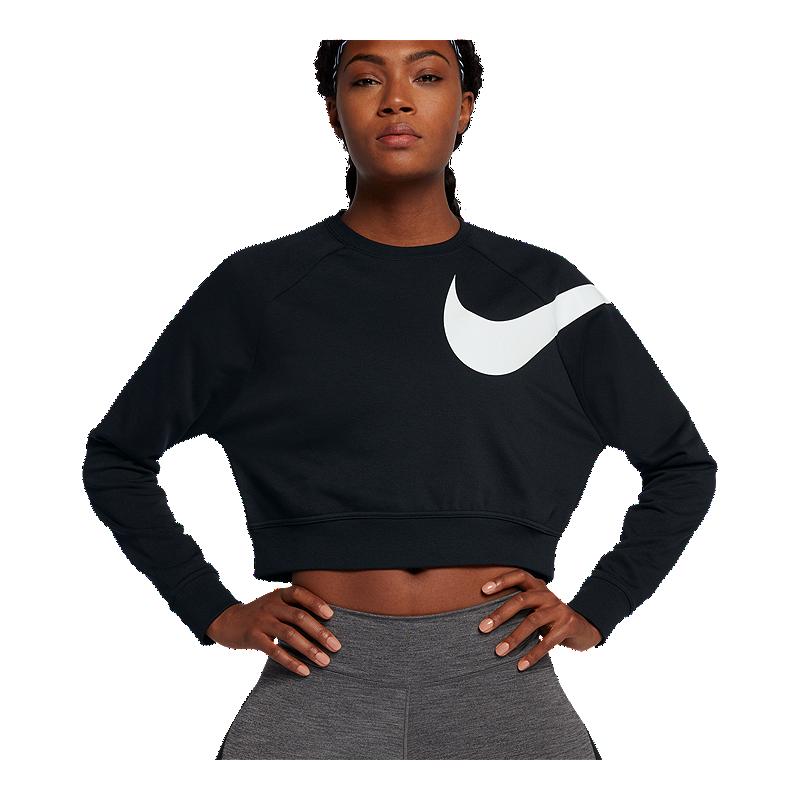 6665419150317 Nike Dry Women s Versa Long Sleeve Training Shirt