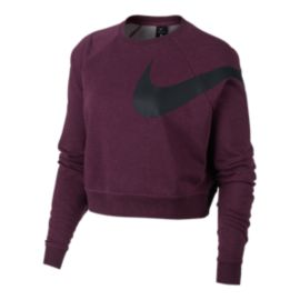 Nike Dry Women's Versa Long Sleeve Training Shirt