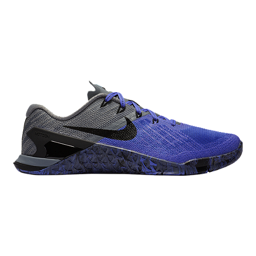 Nike Metcon 3 (849807 500) Persian Violet/Black-Grey Women