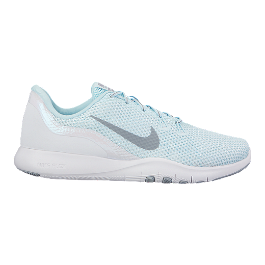 f9bc4fa445 Nike Women's Flex TR 7 Reflect Training Shoes - Glacier Blue/White -  REFLECT GLACIER