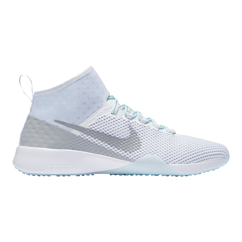 pretty nice 05ef1 57a0f Nike Womens Air Zoom Strong 2 Reflect Training Shoes - WhiteSilver   Sport Chek