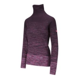 8aa253feb6 Nike Women s Pro Hyperwarm Long Sleeve Shirt