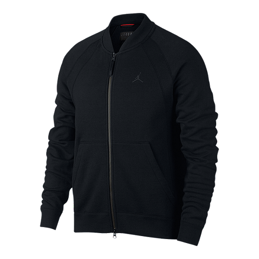 3864996f0fd Nike Men's Jordan Sportswear Wings Fleece Bomber Jacket | Sport Chek