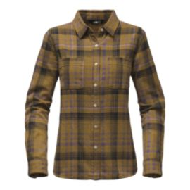 The North Face Women's Willow Creek Flannel Shirt