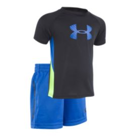 Under Armour Baby Boys' Tilt Shirt Sportster Set