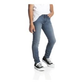 Gravity Boys' Slim Fit Jeans - Washed Blue