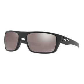 Oakley Double Edge Polarized Sunglasses Black with Prizm