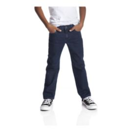 Gravity Boys' Relaxed Fit Jeans - Navy