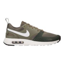 Nike Men's Air Max Vision Shoes - River Rock/White/Green