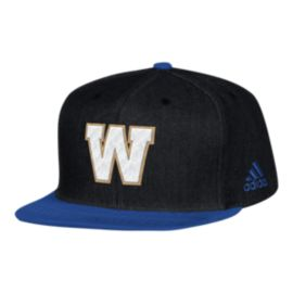 Winnipeg Blue Bombers Player Snapback Hat