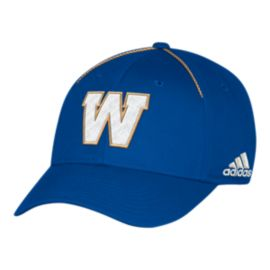 Winnipeg Blue Bombers Coaches Structured Flex Hat