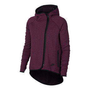 Nike Sportswear Women's Tech Fleece Cape Hoodie