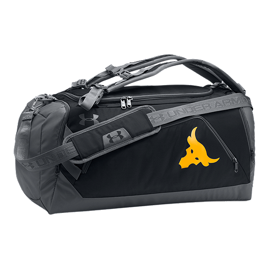 a4e0495e84c1 Under Armour x Project Rock Contain 3.0 Backpack Duffel