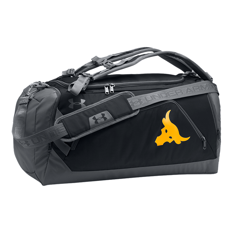 81cac58ba Under Armour x Project Rock Contain 3.0 Backpack Duffel | Sport Chek