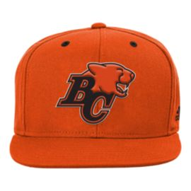 BC Lions Little Kids' Team Flat Visor Snapback Hat