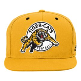 Hamilton Tiger Cats Little Kids' Team Flat Visor Snapback Hat