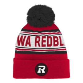 Ottawa Redblacks Toddler Jacquard Pom Knit