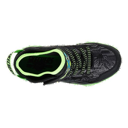 a3d23713cc8 Skechers Kids  Cosmic Foam Shoes - Black Green. (0). View Description