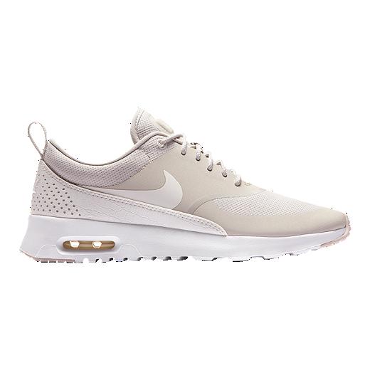 online store 05200 2c8c3 Nike Women s Air Max Thea LT Shoes - Bone Sail - GRAY