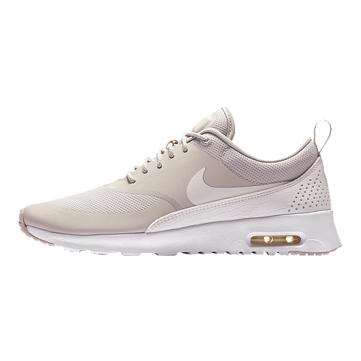 uznane marki piękno super tanie Nike Women's Air Max Thea LT Shoes - Bone/Sail