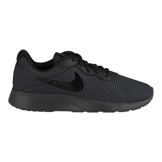 free shipping 12324 23b9a Nike Women s Tanjun SE Shoes - Black Anthracite