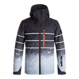Quiksilver Boys' Mission Engineered Insulated Winter Jacket