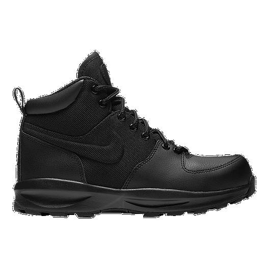 ee8c9e3a88f Nike Kids  Manoa Grade School Boots - Black