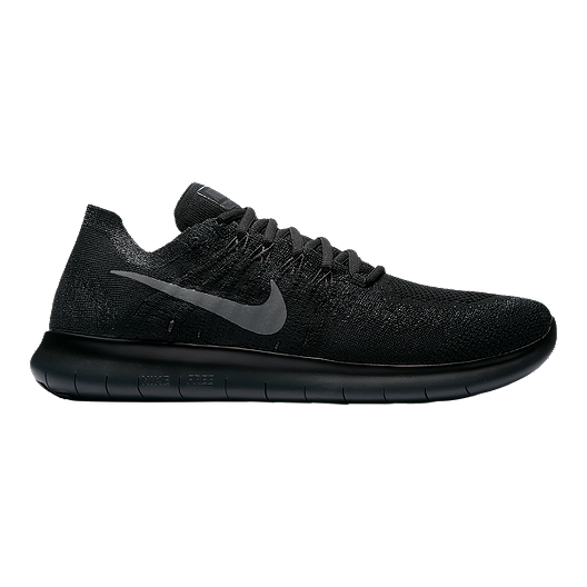 competitive price ef3ae 84f78 Nike Men s Free RN Flyknit 2017 Running Shoes - Black   Sport Chek