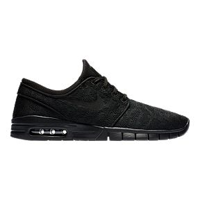 0fee4affe54e Nike Men s Janoski Max Skate Shoes - Black Anthracite