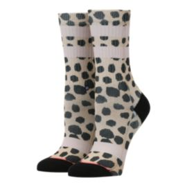 Stance Girls' Feline Tall Boot Socks