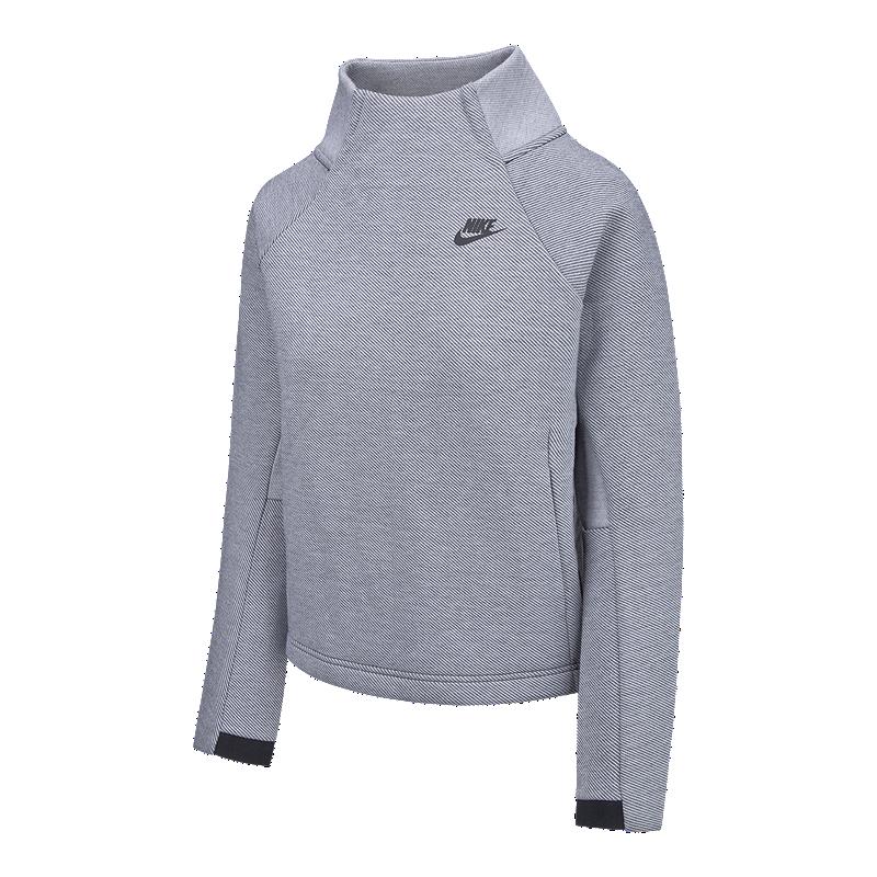 1afc66213218 Nike Sportswear Women s Tech Fleece Top