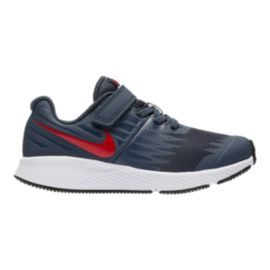 Nike Kids' Star Runner AC Preschool Shoes - Navy/Red