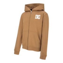 DC Boys' Rebel Star Full Zip Hoodie