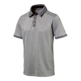 PUMA Golf Men's Tailored Placket Polo