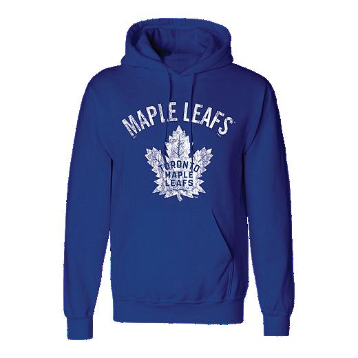 quality design 69d21 0a1ec Toronto Maple Leafs Women's Shimmer Logo Hoodie