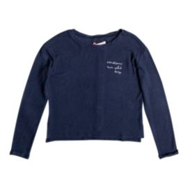 Roxy Girls' Predicting Happiness Sweater